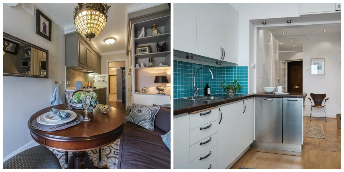 25 Best Small Living Room Decor And Design Ideas For 2019: Small Kitchen Designs 2019: Top 7 Fashionable Ways To