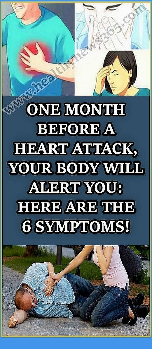 6 Heart Attack Symptoms That Occur Only In Women