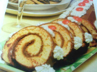 Receitas - Torta recheada com creme de chocolate - Petiscos.com