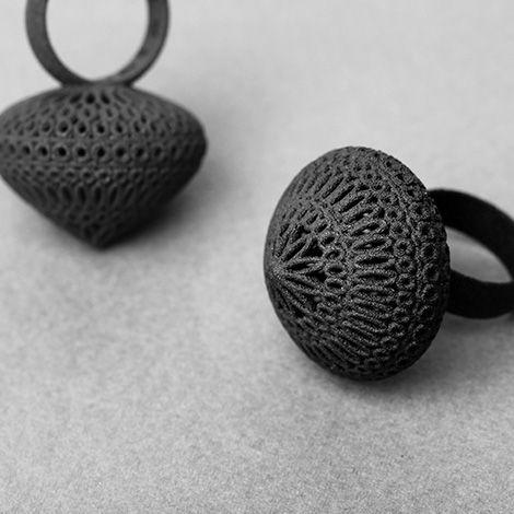 Lantern Ring \\ design by Maria Jennifer Carew