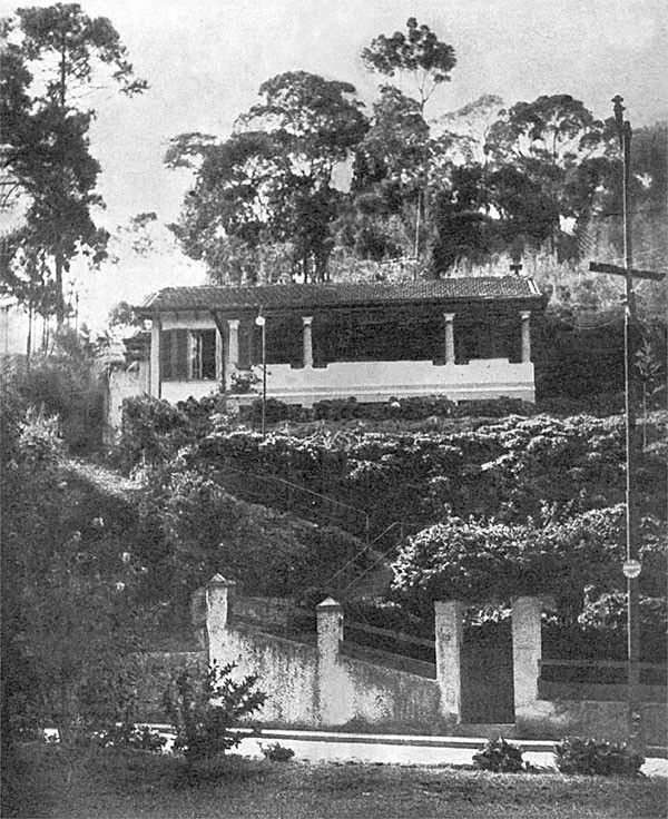 Stefan Zweig Haus 1941 In Petropolis In Brasilien Stefan Zweig Zweige Bilder