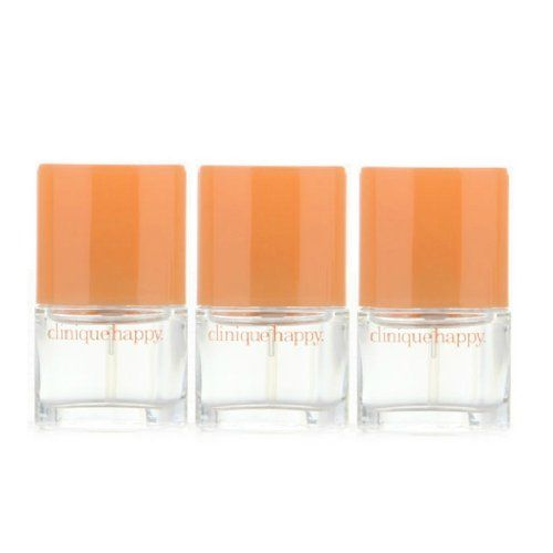 Lot of 3 Clinique Happy 0.14 oz Mini Bottle Deluxe Spray  http://www.womenperfume.net/lot-of-3-clinique-happy-0-14-oz-mini-bottle-deluxe-spray-2/