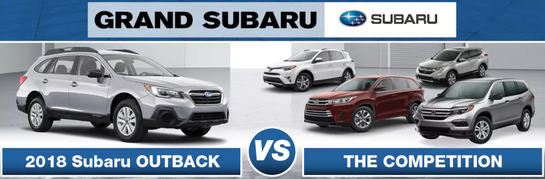 Subaru Of America Inc Models Are Leaders In More Ways Than One Click To See How The Subaruoutback Ranks Against Compet Subaru Outback Subaru Competition