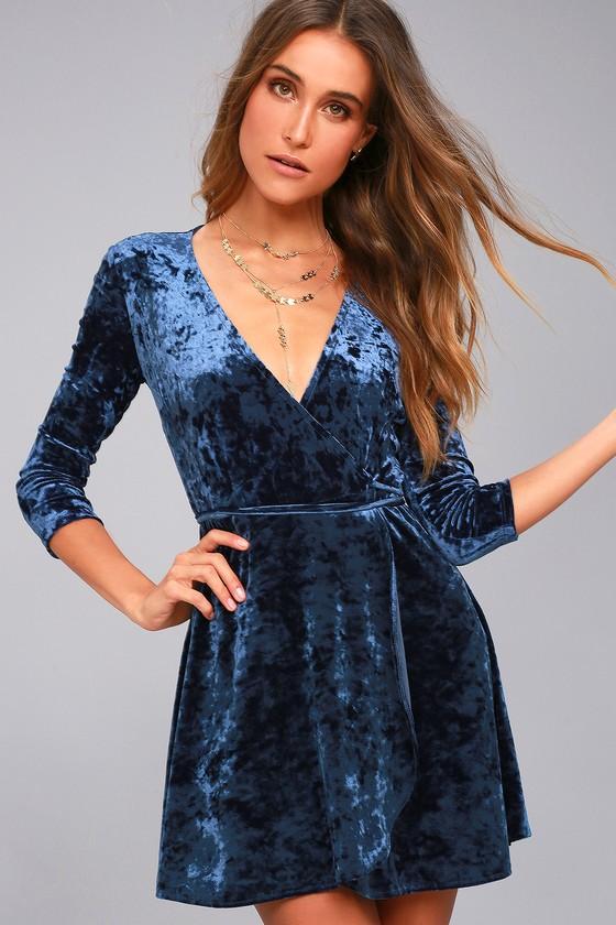 18+ Crushed velvet dress ideas