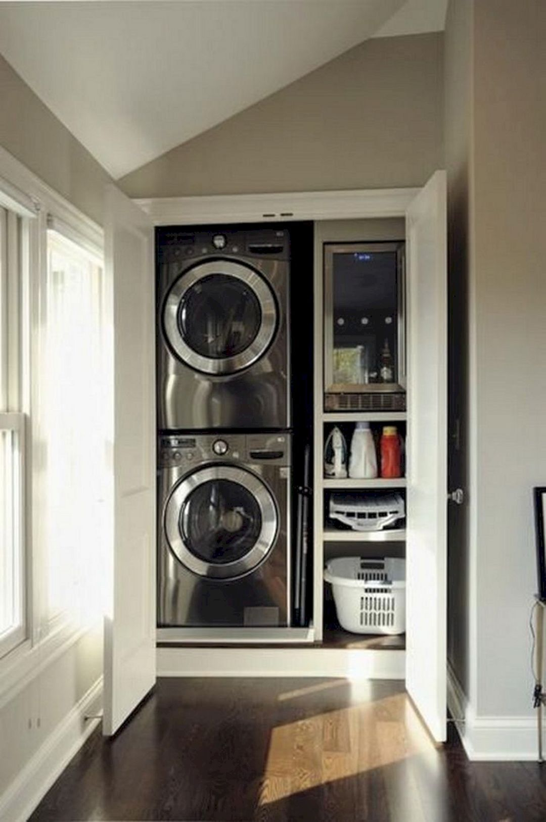Photo of 14 Beautiful Laundry Room Storage Ideas For Best Organization