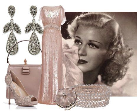 ShopStyle: CS#8: Golden Age of Hollywood by madamelucy