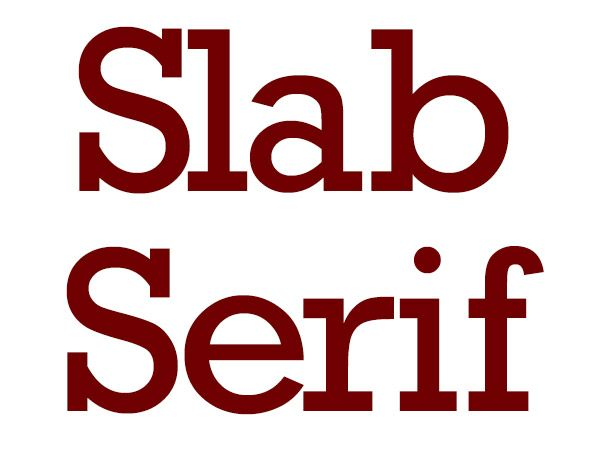 I Like This Font Because It Is Simple And Serif Wich A Cool Type Of