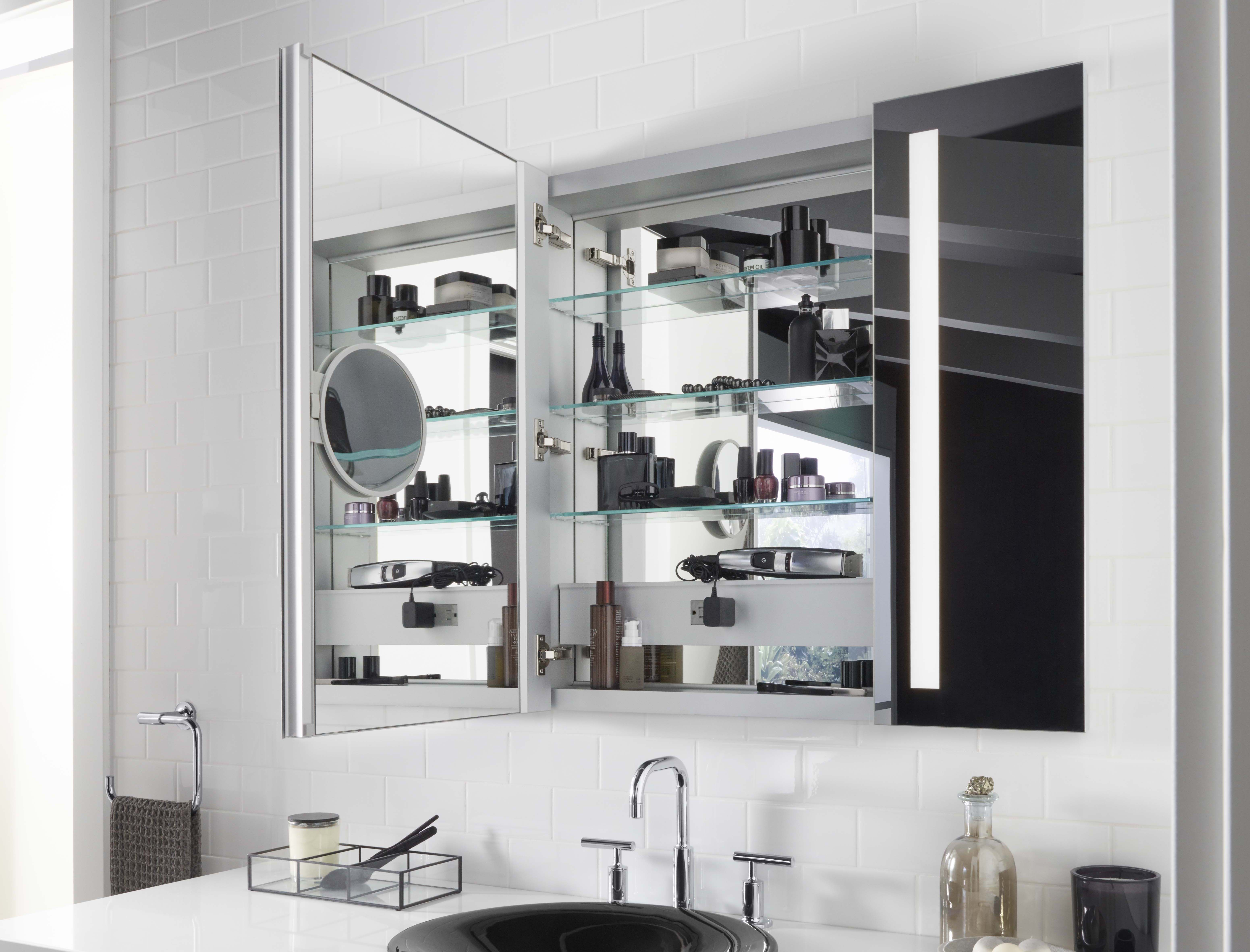 Organize Your Grooming Space | Vanity sink, Organizing and Master ...