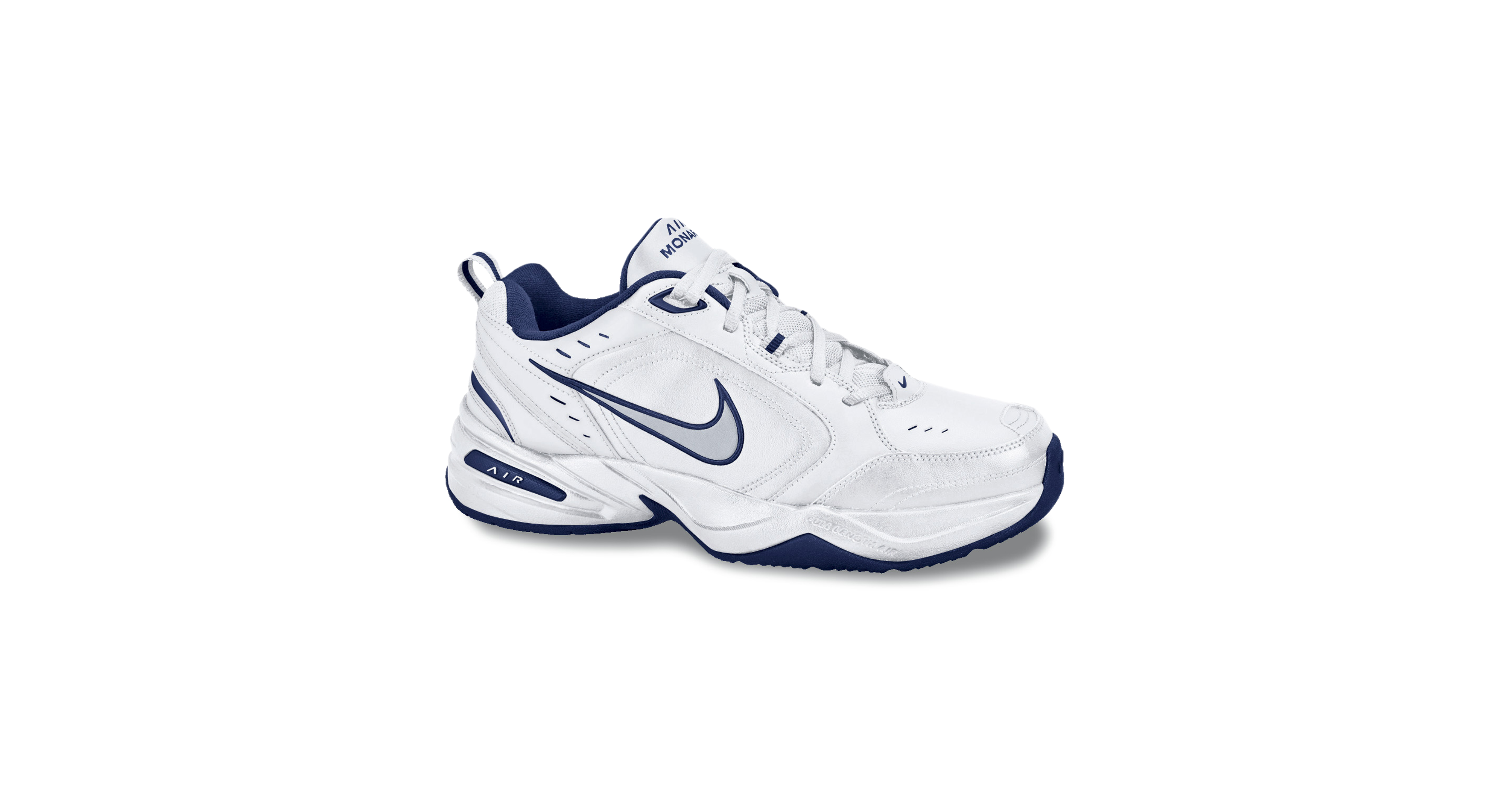 ... nike mens air monarch iv wide training sneakers from finish line all  mens shoes men macys a0bfacbaf