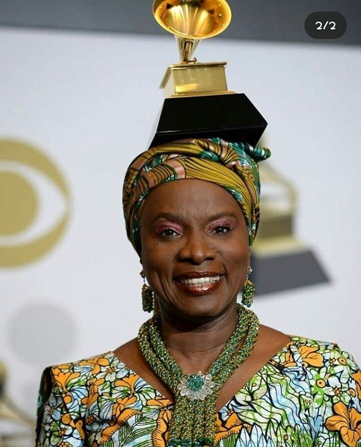 Congrats mama you deceive it cos you are best..legendary for life..#grammys #music #talent #awards #davidoofficial...