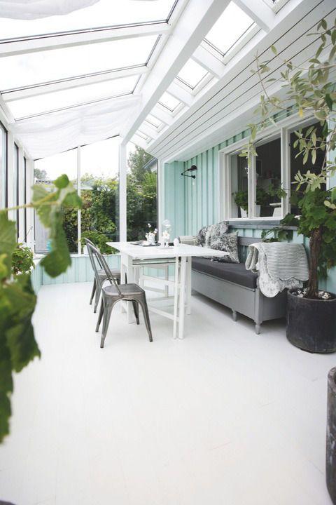 indretning af udestue indretning sommerhus indretning boligindretning boligstylist  indretning af udestue