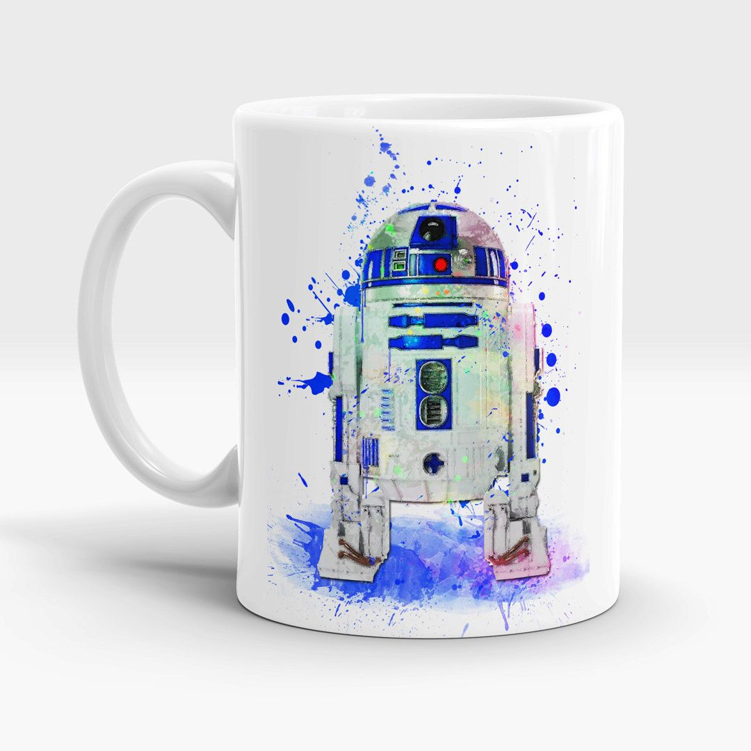 Star Wars Travel Mug for Tea or Coffee R2D2