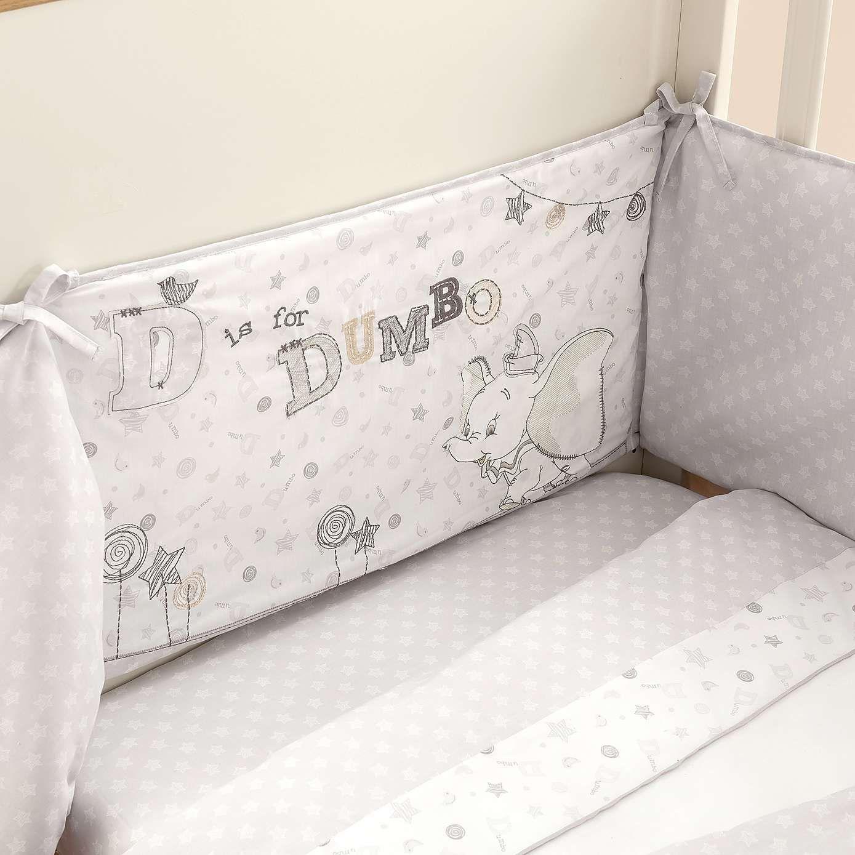Disney Dumbo Nursery Cot Duvet Cover and Pillowcase Set | Kinderzimmer