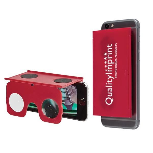 2 in 1 Folding VR Viewers and Phone Stands (Q895411) in 2019