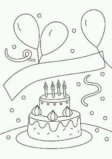 Dibujos De Cumpleaños Para Pintar Parte 2 Rock Painting Dibujos