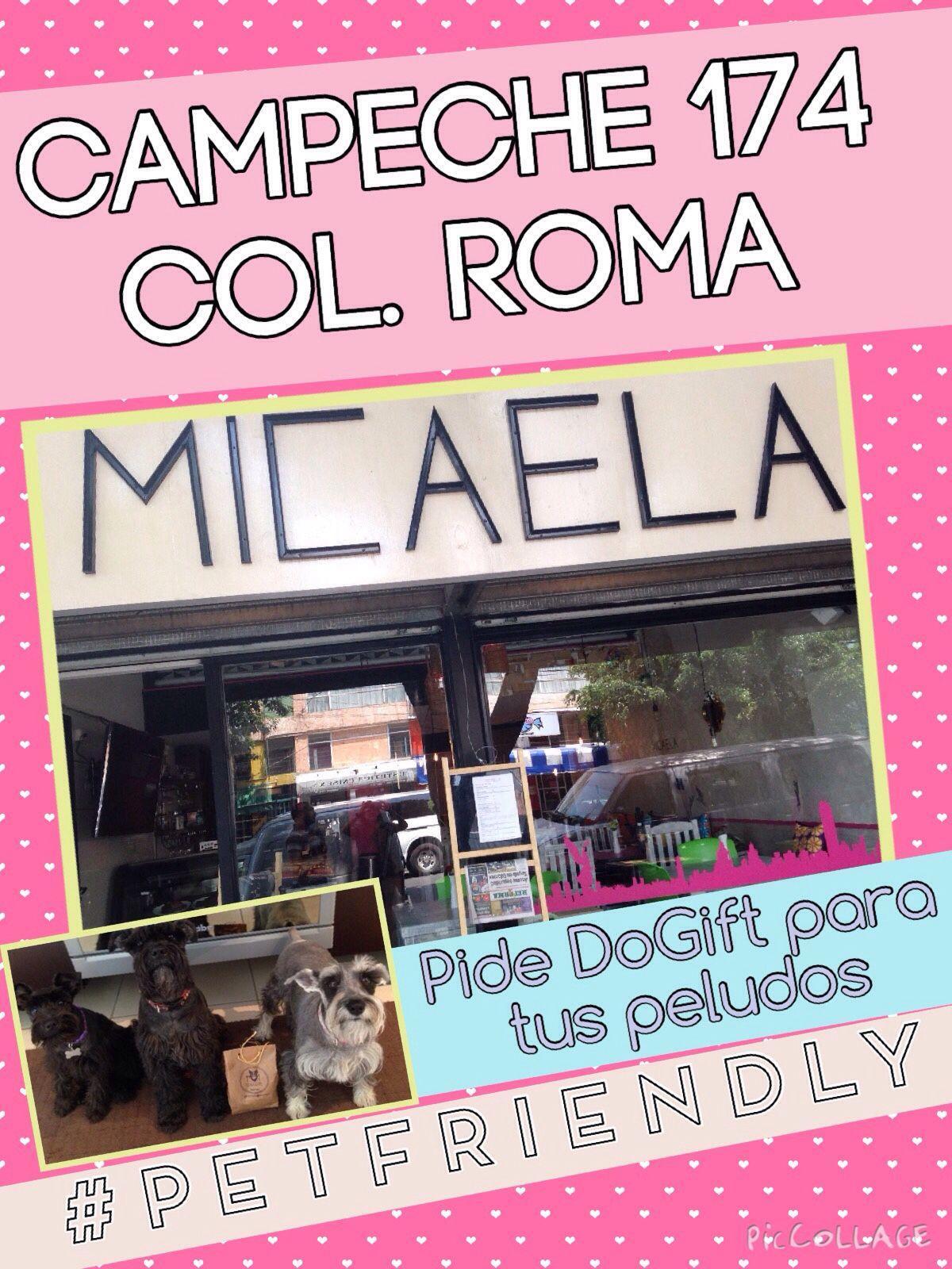 Enamórate en Micaela! Prueba deli menú! #distribuidordogift @laromadf @roma_condesaMX @RomaCondesa @ColoniasCondesa