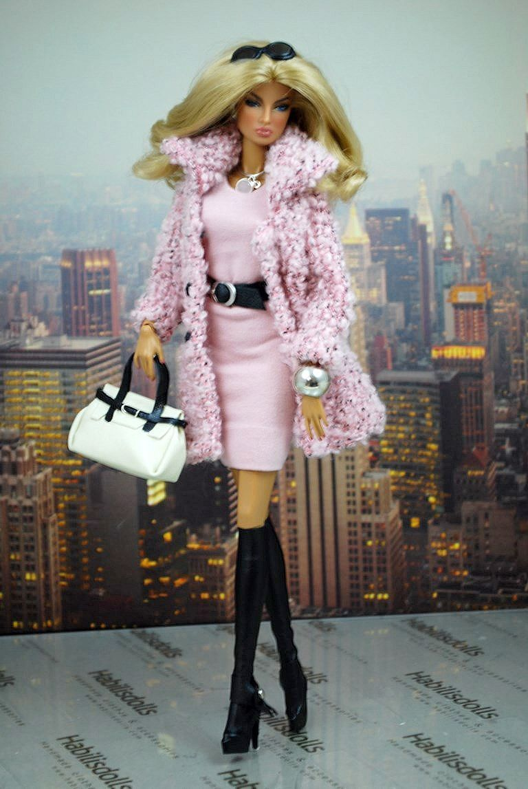 Elenpriv OOAK Outfit for Fashion Royalty FR2 Doll Clothes 15 eBay 11
