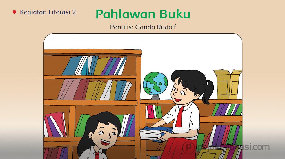Kunci Jawaban Buku Siswa Tematik Tema 6 Panas Dan Perpindahannya Kelas 5 Halaman 204 205 Kegiatan Literasi 2 Literasi Buku Pendidikan Dasar