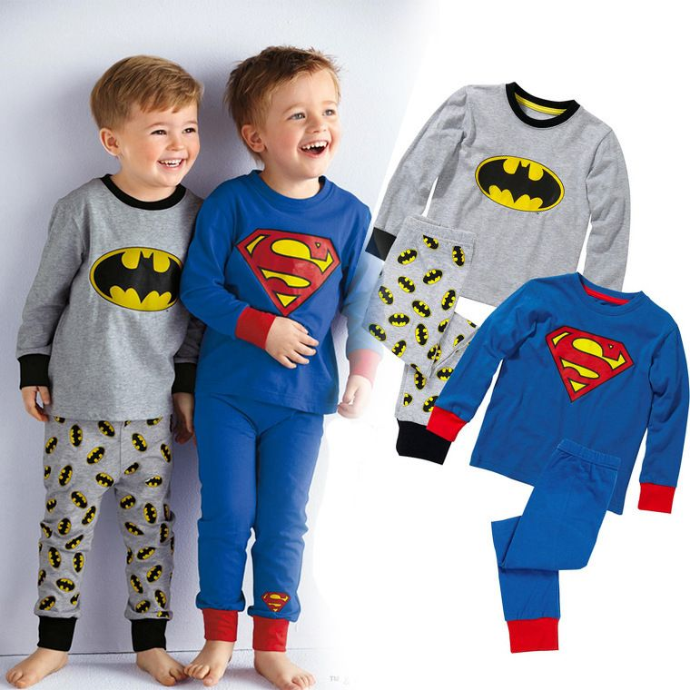 Childrens Batman One Piece Kids Batman Pyjamas.All in One Loungewear.