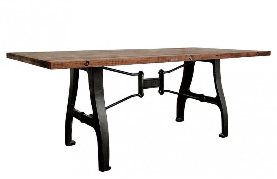 Attractive District Eight Design | Dining Table In Reclaimed Wood
