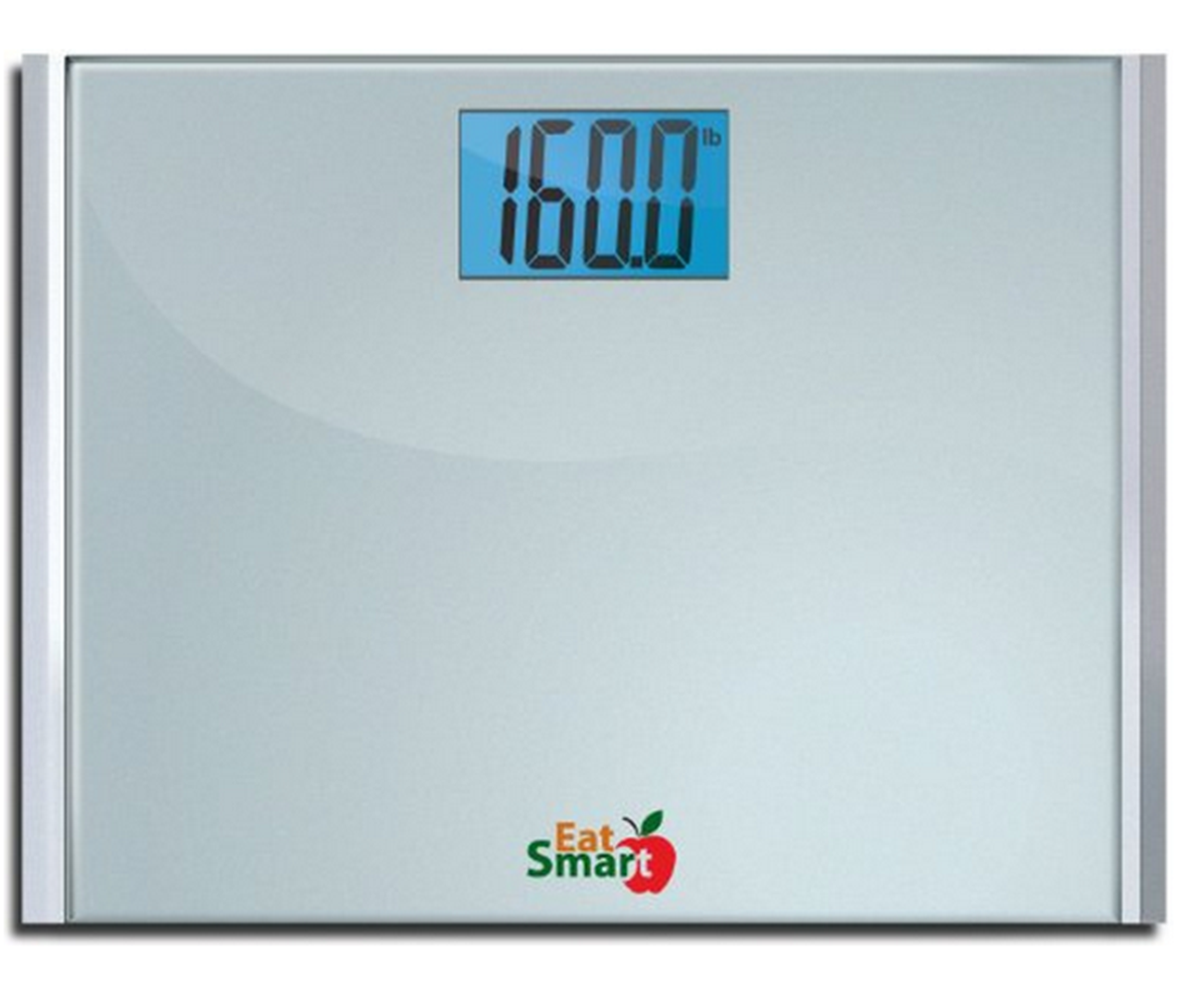 Eatsmart Precision Plus Digital Bathroom Scale with Ultra ...