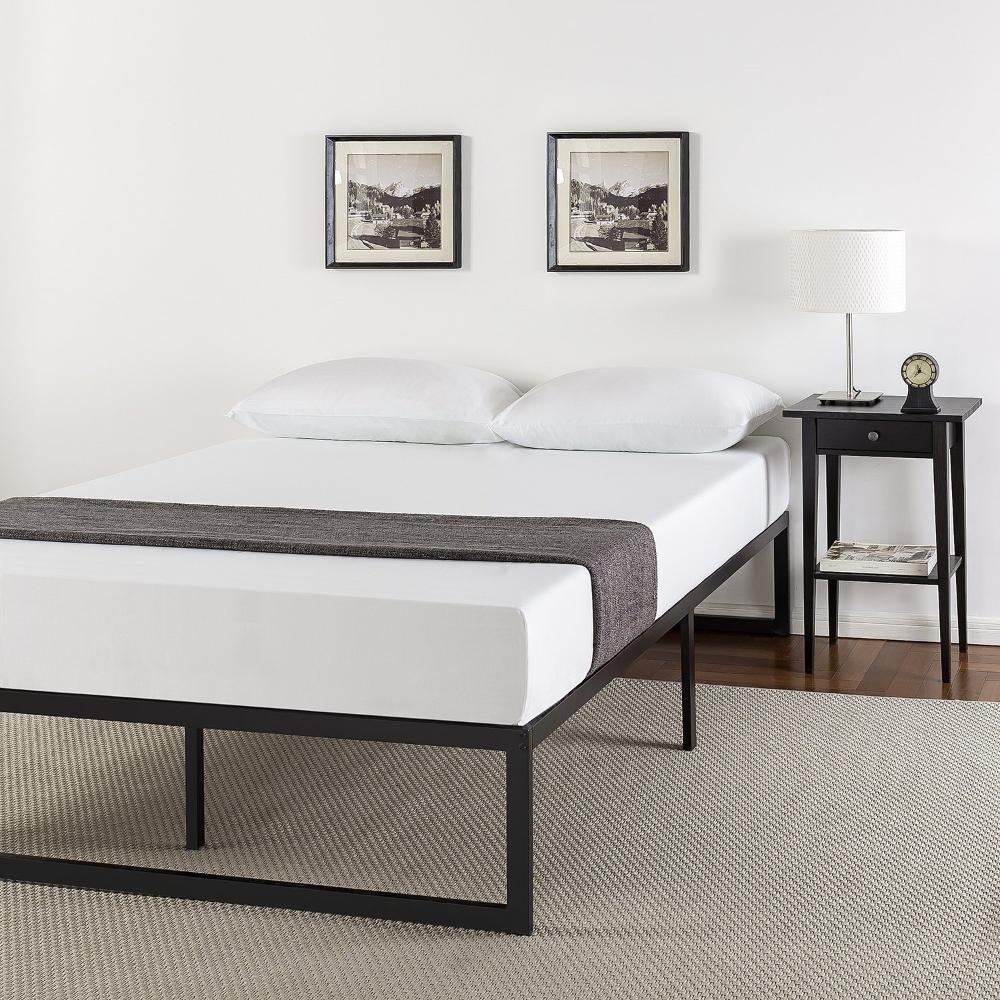 Amazon Com Zinus Abel 14 Inch Metal Platform Bed Frame With Steel