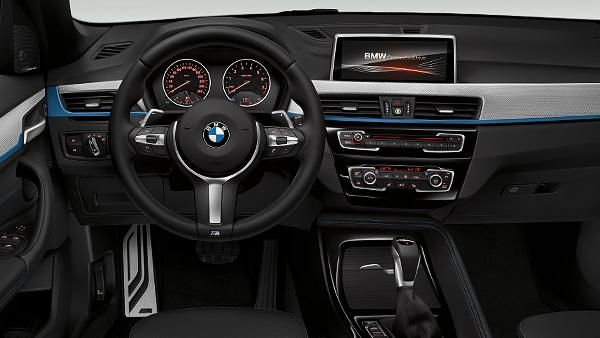 Bmw Dresses Up Second Generation X1 With M Sport Package Bmw