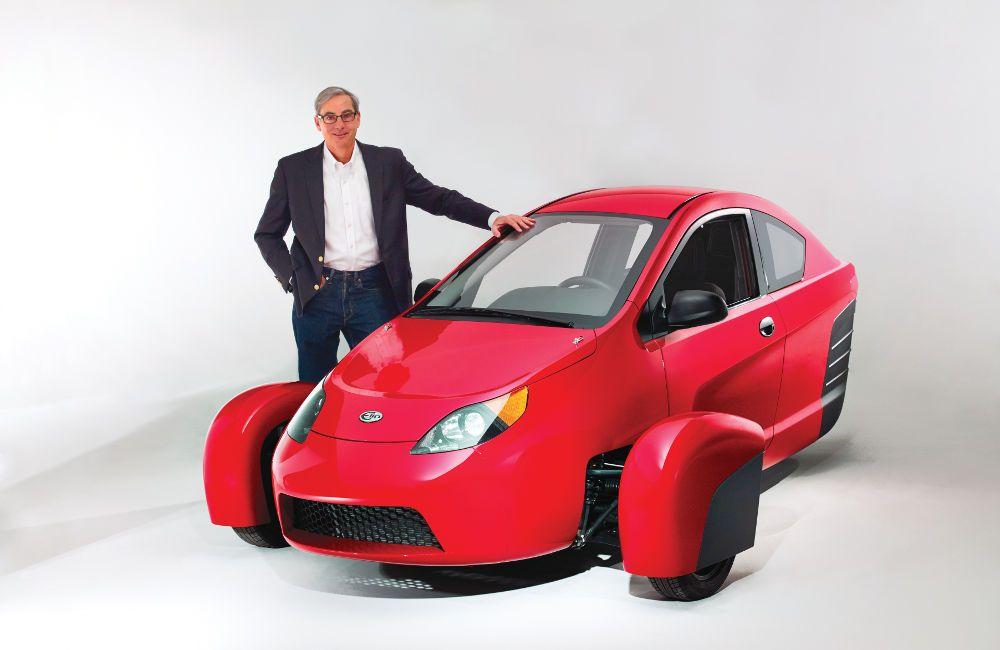 Elio Motors The Next Big Thing In Transportation Elio Motors Microcar New Car Smell