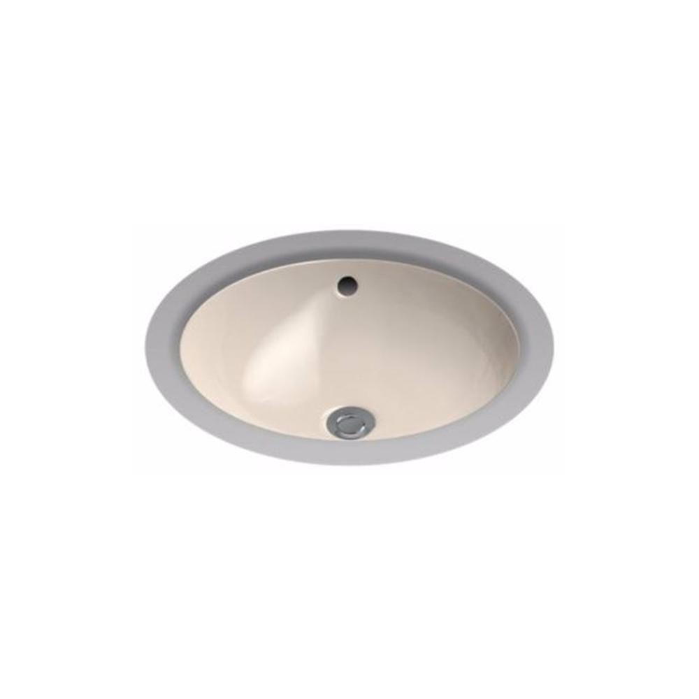Toto Round Undermount Bathroom Sink In Bone Ivory