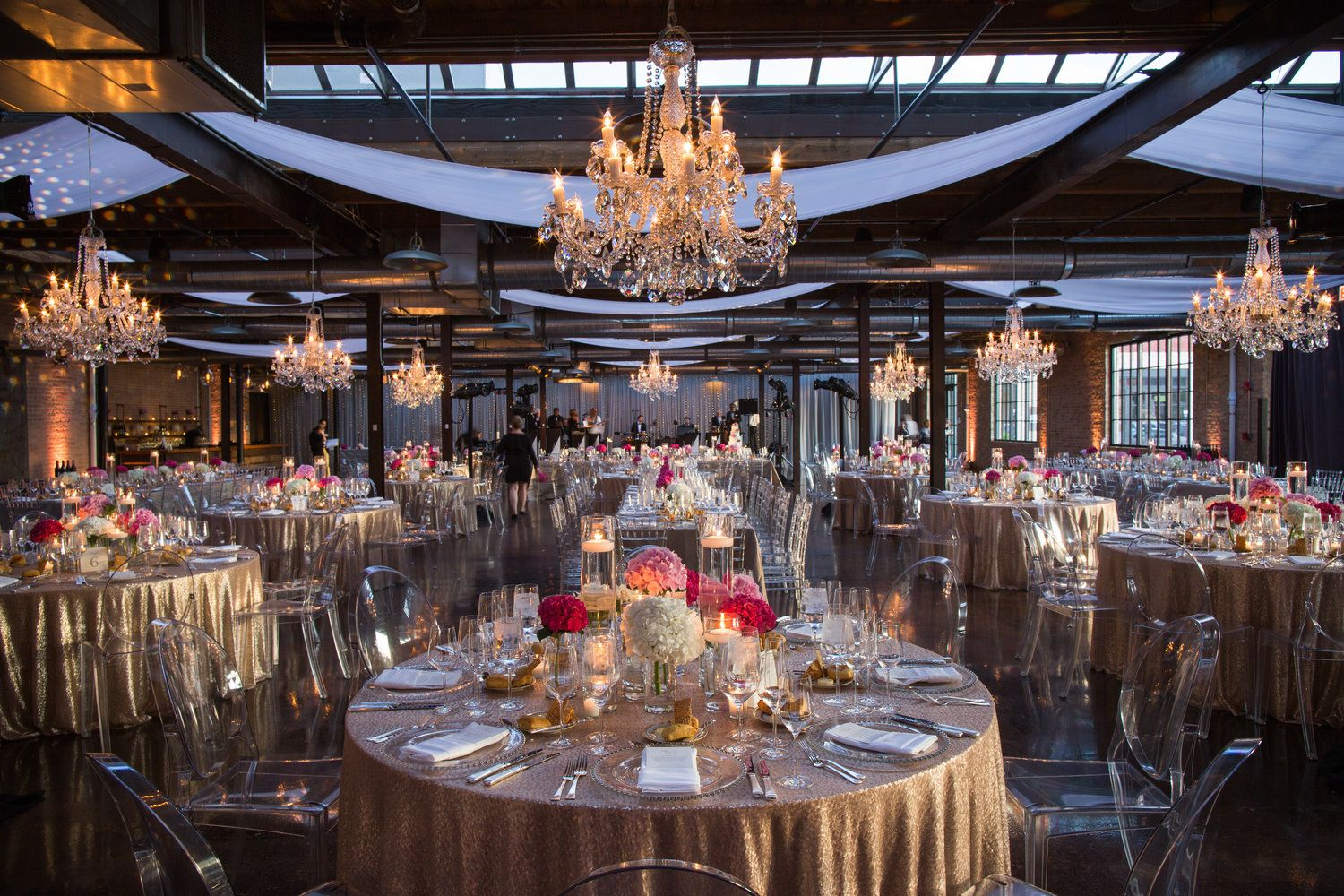 Wedding hall decoration images  chicago wedding venues We have so many favorite wedding venues in
