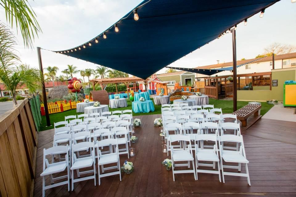 Did someone say wedding?! The San Diego Children's Discovery Museum is the perfect venue for a wedding!