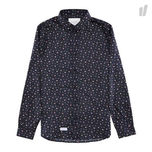 Beastin Very Fashion Shirt ( navy / multicolor ) - http://www.overkillshop.com/de/product_info/info/13225/