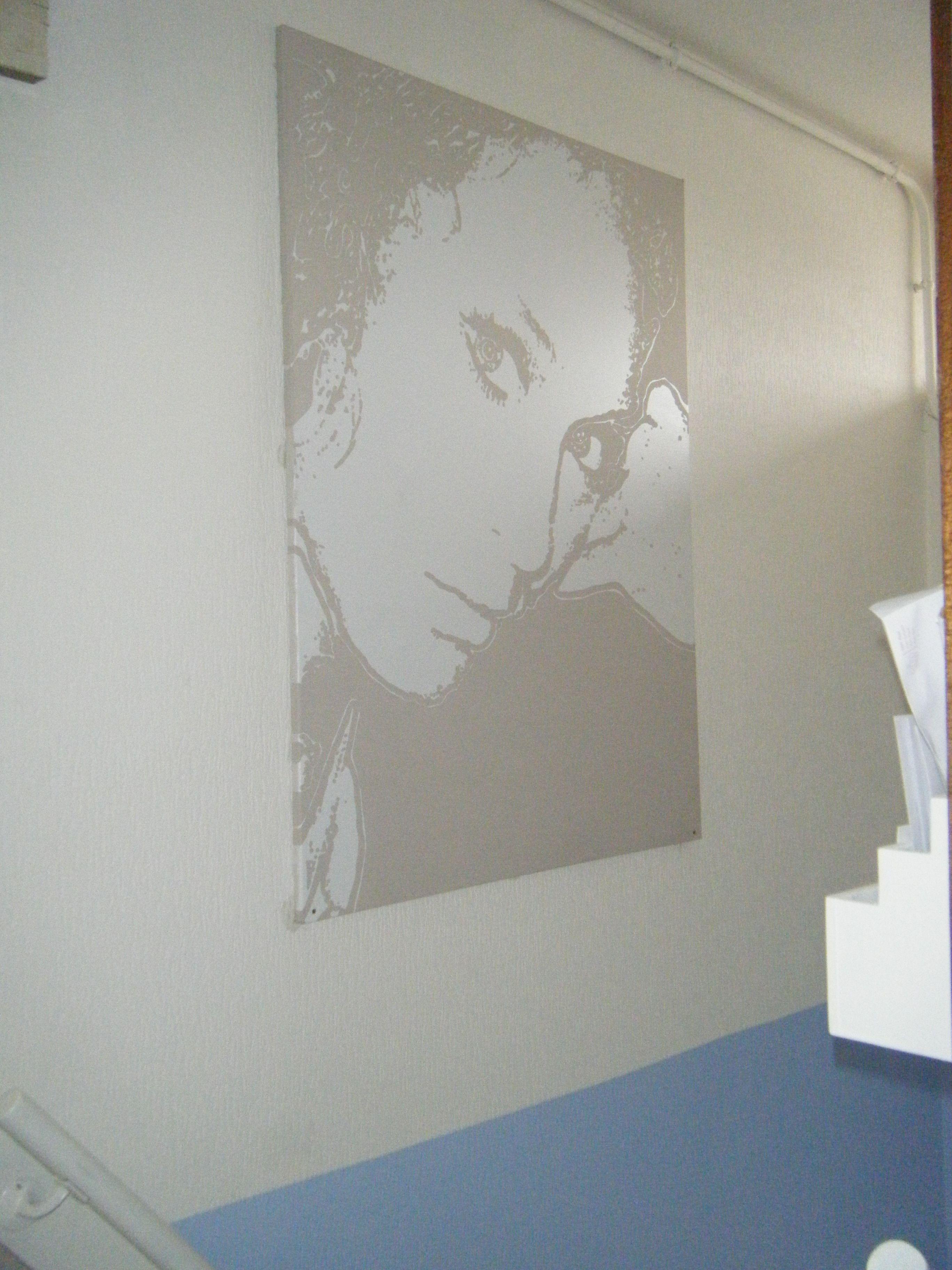 muur schildering muurschildering wallart wall art home and life ...