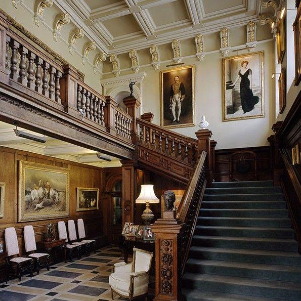 somerleyton hall lovingland suffolk pinterest maison ch teau victorien. Black Bedroom Furniture Sets. Home Design Ideas
