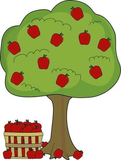 apple tree clip art trees clipart pinterest apple rh pinterest ca apple tree clipart images apple tree clip art free