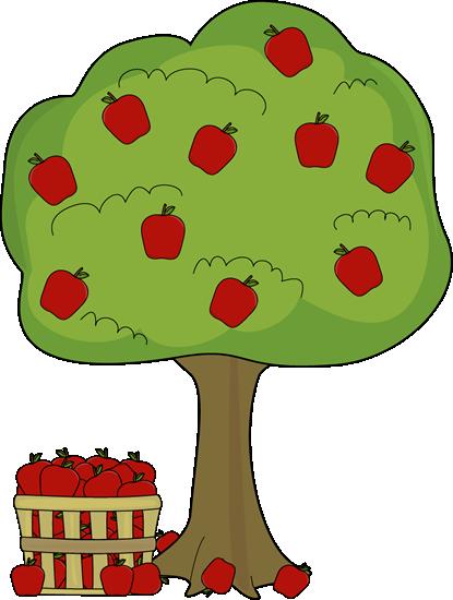 APPLE TREE * | CLIP ART - TREES - CLIPART | Pinterest ...