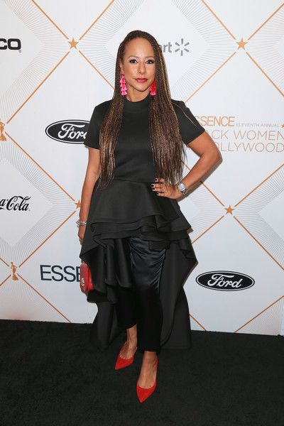 Amy Dubois Barnett attends the 2018 Essence Black Women In Hollywood Oscars Luncheon at Regent Beverly Wilshire Hotel on March 1, 2018 in Beverly Hills, California.