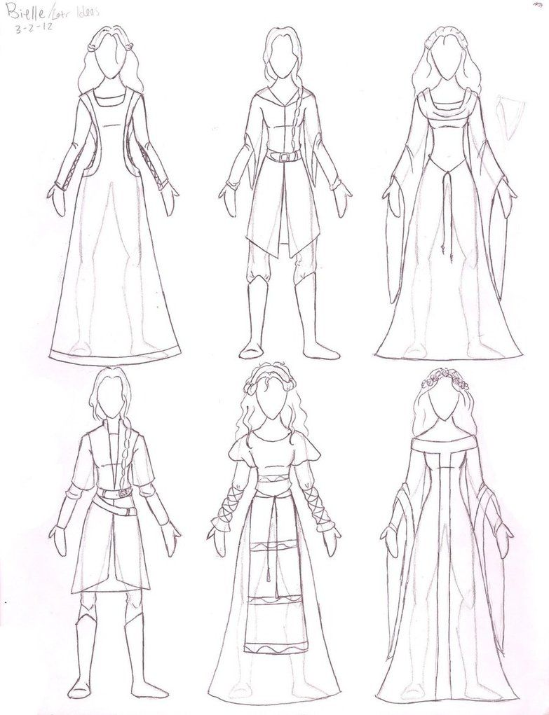 Medieval Costume Ideas … | sca | Pinte…