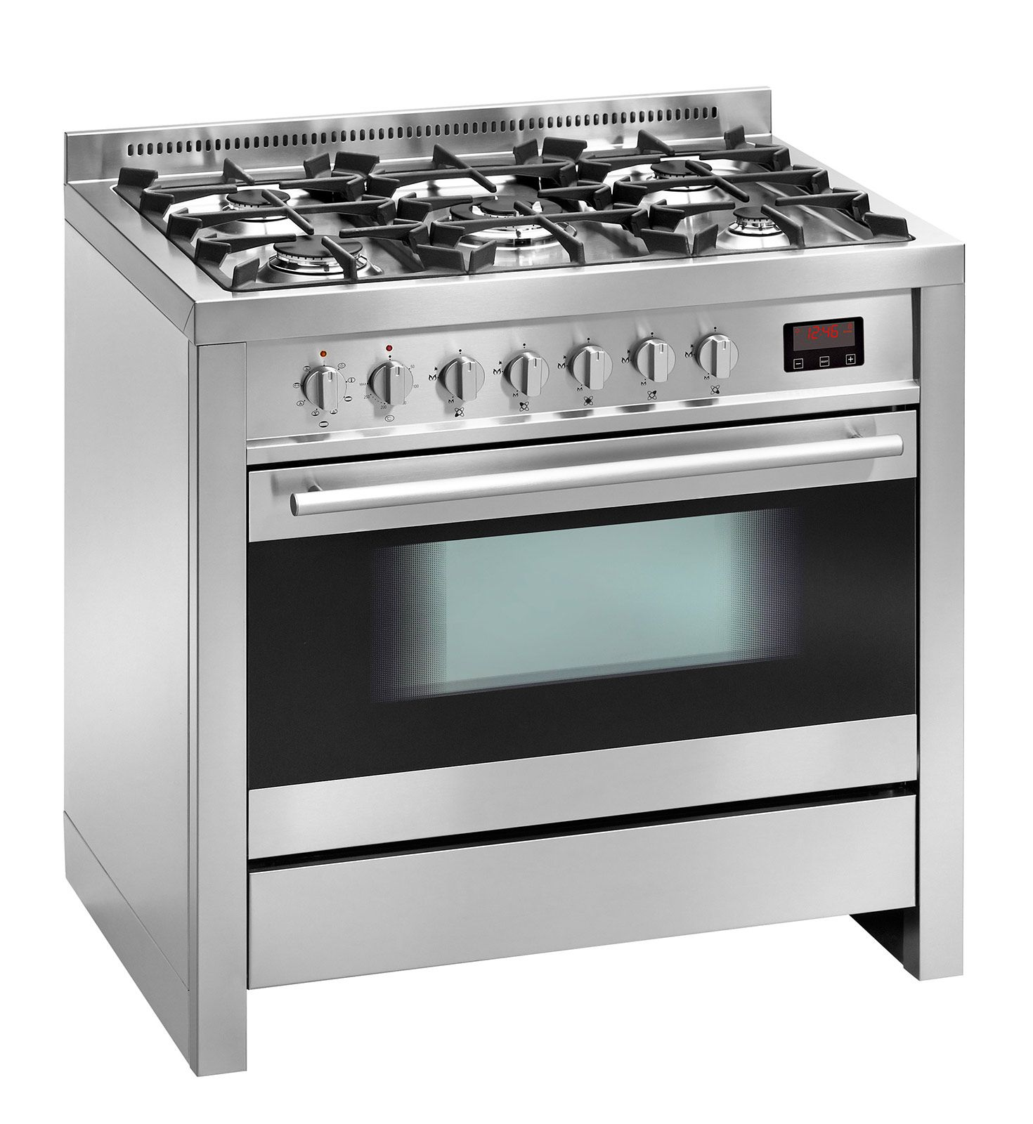 Pin by gilusi milano on b2b pinterest appliances cooking and range - Cucine con forno elettrico ventilato ...