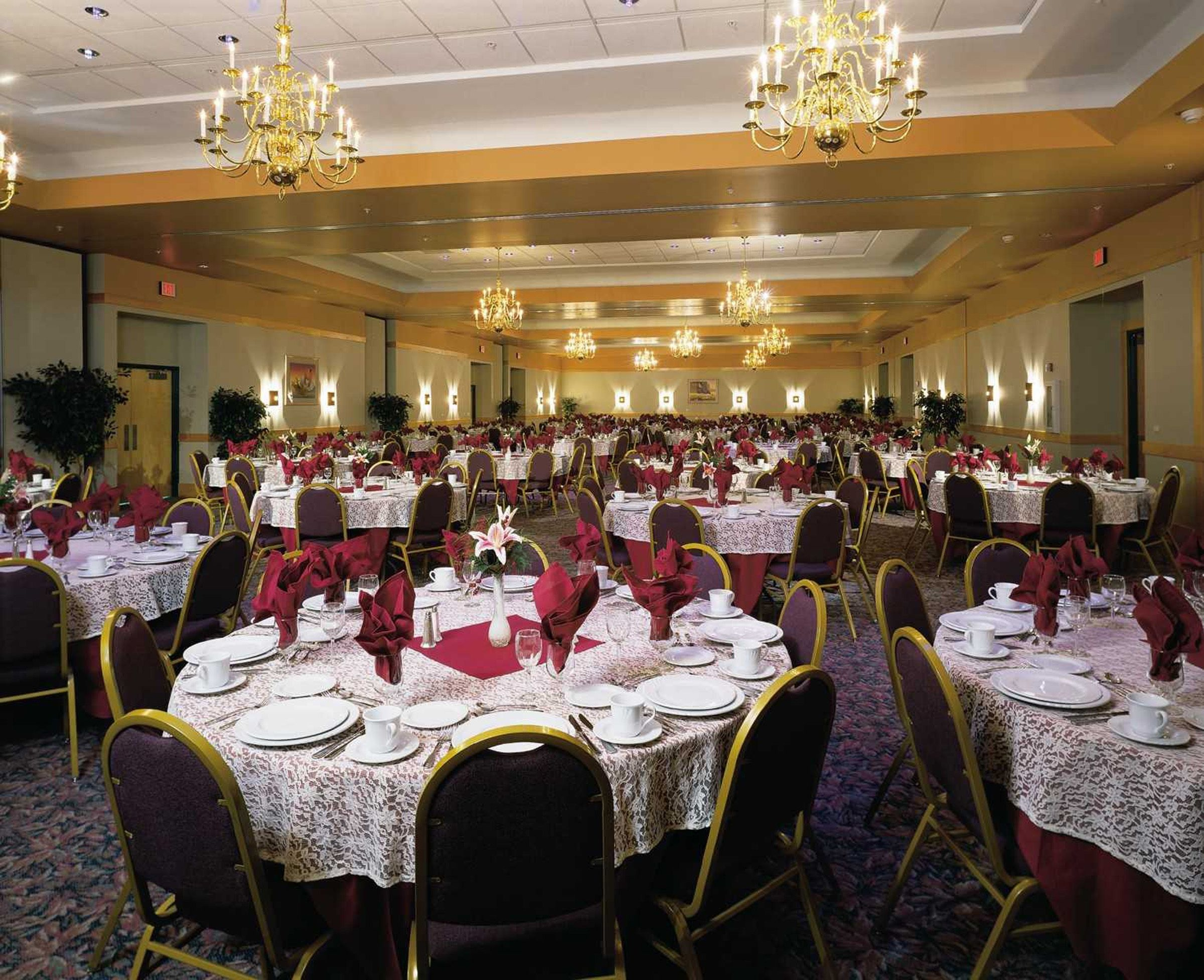 Kewadin Casino Grand Ballroom Perfect Spot For An Unforgettable