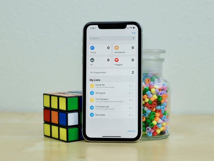 iOS 13's Reminders app won't let you anything ever