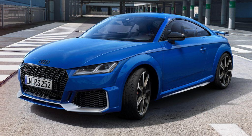 Audi Sports 25 Years Of Audi RS Anniversary Pack Pays Tribute To The RS2