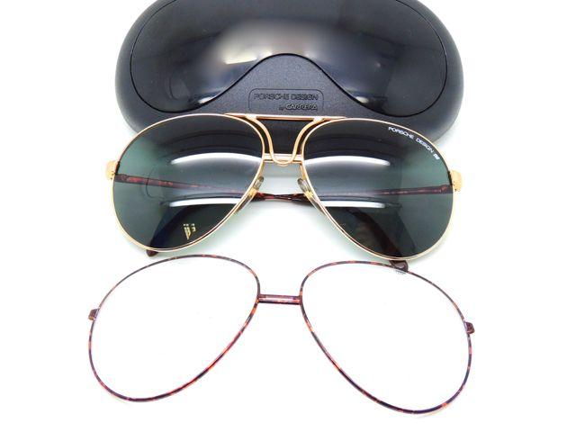 fa6e8af5c7 Porsche Design Interchangable Prescription Lenses to Sunglasses Lenses  http   theoldglassesshop.co.