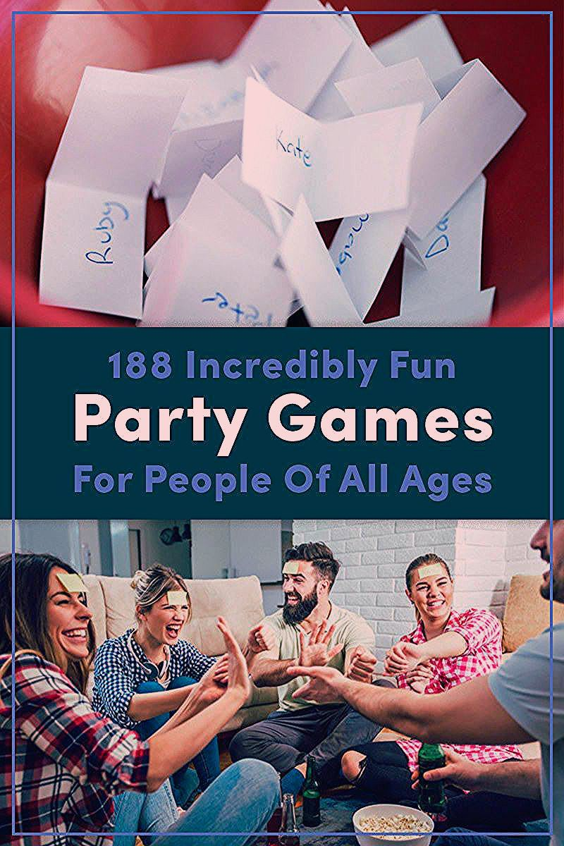 Photo of Just A Bunch Of Fun Party Games That Literally Everyone Will Like