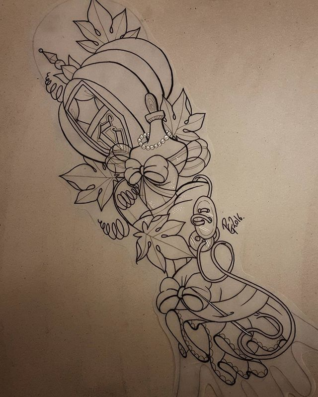 Character Design Tips Tattoo : Image result for disney tattoo sleeve tattoos