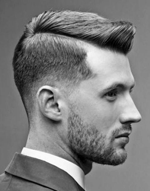 60 old school haircuts for men polished styles of the past haircuts mens old school professional fohawk hairstyle winobraniefo Choice Image