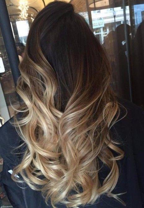 Bunte Haare » 45 Popular Ombre Hairstyles 2