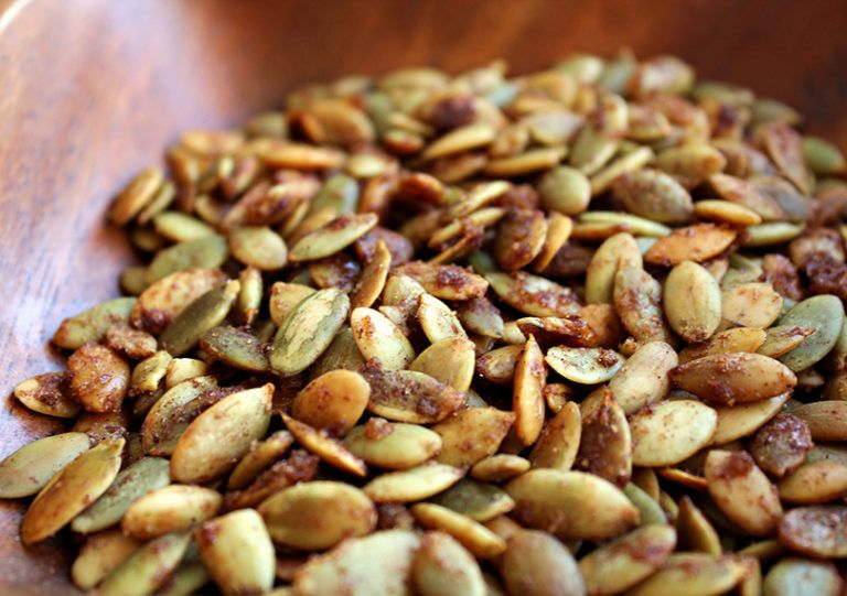 15 Yummy Roasted Pumpkin Seed Recipes #roastedpumpkinseeds