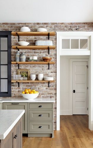 60 Farmhouse Kitchen Designs and Ideas - Farmhouse Goals