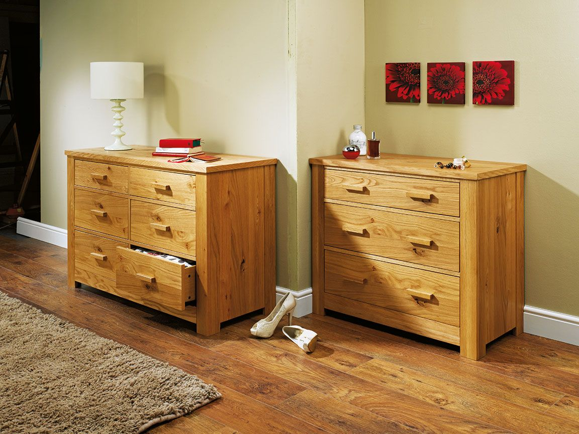 Oak Veneer Bedroom Furniture Part Of The Schreiber Bedroom Furniture Collection This Constable